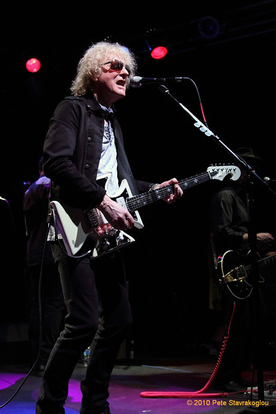 Ian Hunter at the Highline Ballroom 11/11/2010