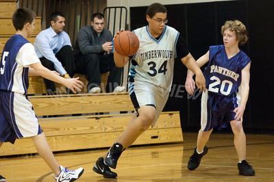 2011 Modified Basketball
