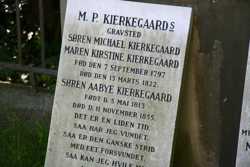 Assistens Kirkegård - maj 2006