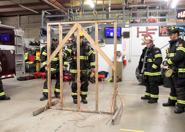 Firefighter Rescue Training Rescue Part 1