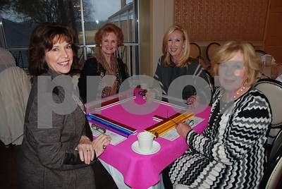 1/22/15 Women's Symphony League Hosts Games' Day & Luncheon by Jan Barton