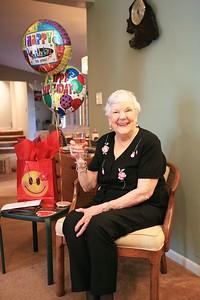 Mom D's 86th Birthday 2005