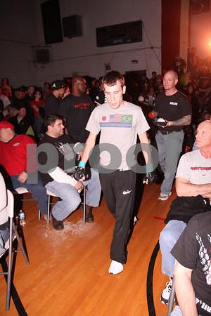 Shane Curry vs Eric Shelton