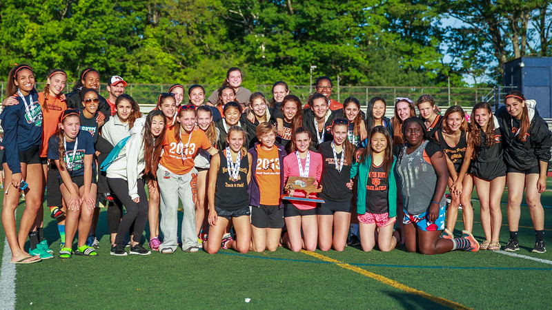 2014 Eastern D1 Outdoor Championship