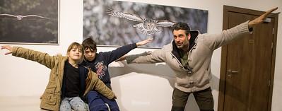 """2016-09-24 - Muczne - Wystawa """"Śladami leśnych Biesów"""" w Centrum Promocji Leśnictwa"""