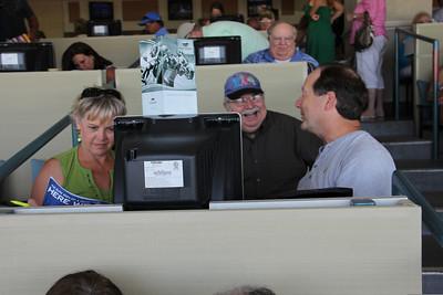 Horse Races June 18th 2011