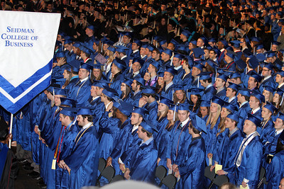 Grand Valley Commencements 20130427