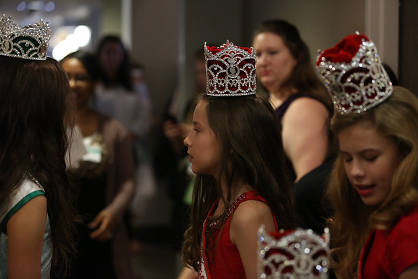 Our Little Miss State Pageant (Saturday #1)
