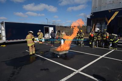 2020 Sissonville Fire & Rescue School