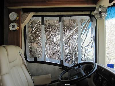 Winter Preps Interior