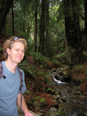 Steep Ravine (Mt. Tam) - Feb 2009