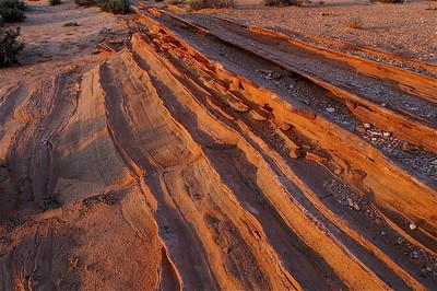 Layering - Waterhole Canyon
