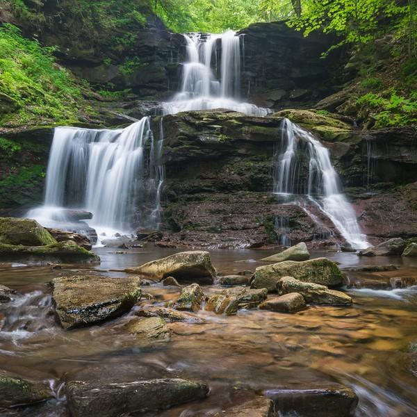 Rickettes Glen State Park