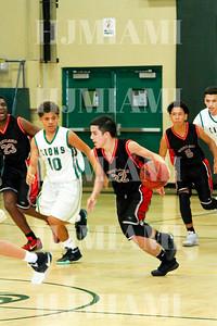 JV Boys Basketball 1-10