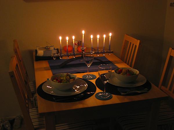 Chanukkah 2006 (2006-12-14)