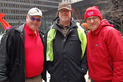Working People's Day of Action Rally 2/24/18