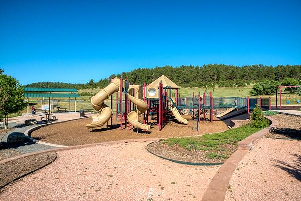 Homestead Ranch Park & Tiboria Views