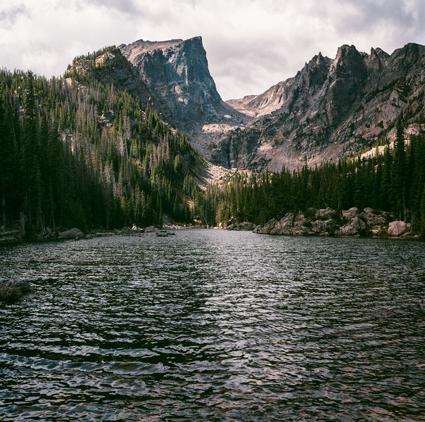 Dream Lake - September