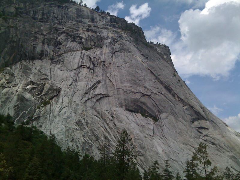 Royal Arches. Yosemite NP