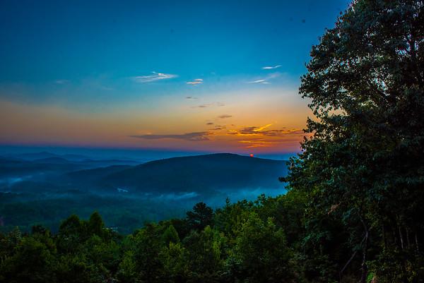 Mountain Sun Rises - 2014-2019