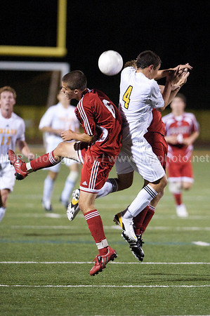 Soccer, Boys H.S. Varsity, St. John the Baptist vs St Anthony's (09-18-08)