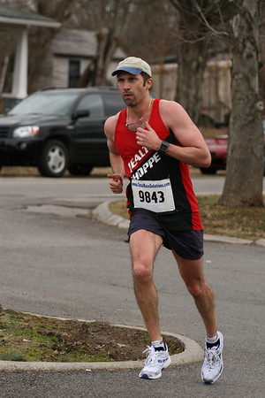 2008 Strawberry Plains Half Marathon