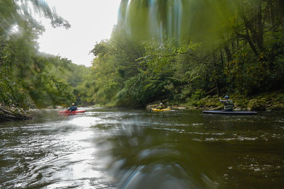 2013-09-22 Cranberry River, Gauley Fest Weekend
