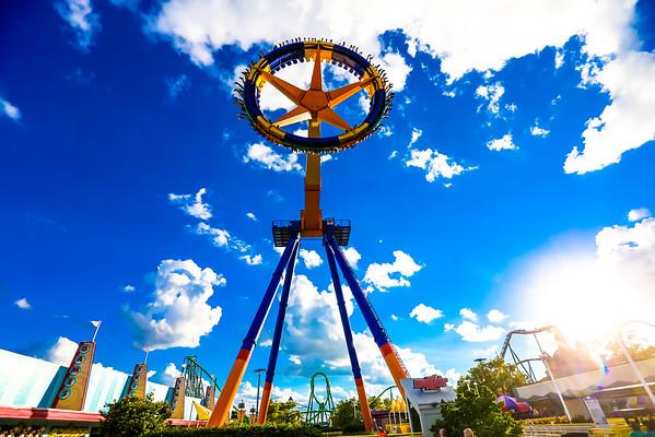 Cedar Point Fall Trip