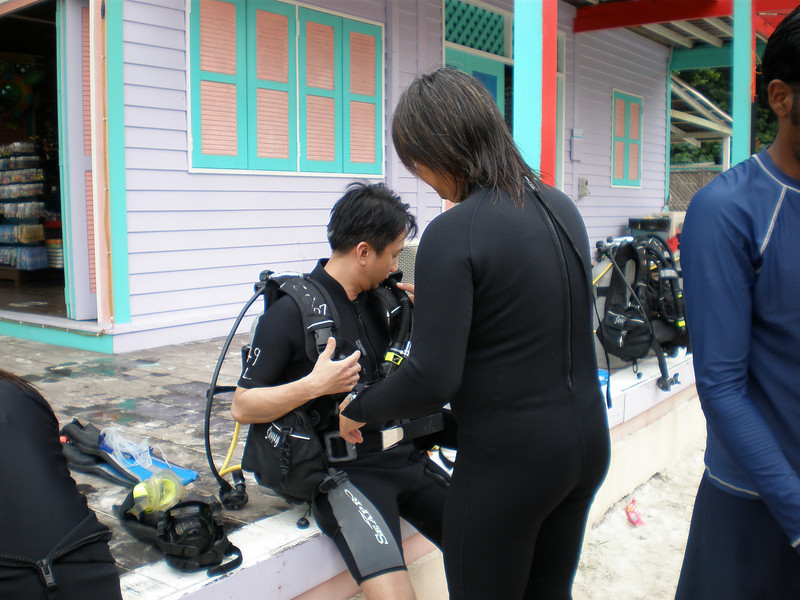 [20080515] Will & Bee Scuba Diving @ Redang (6).JPG