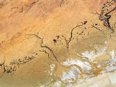 Tim Keane - Simpson Desert