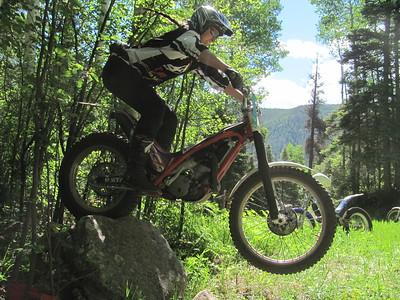 NMTA Trials Event at Sipapu Ski Area  6-7-15