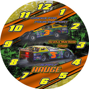 Jerry Hauge Clocks