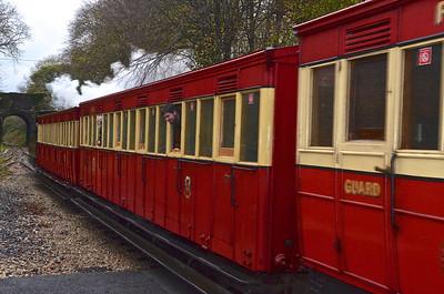 IoM Steam Railway