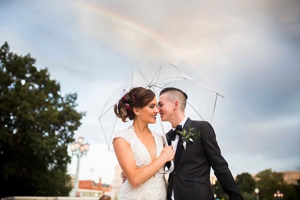 Evann + Natalie: Wedding