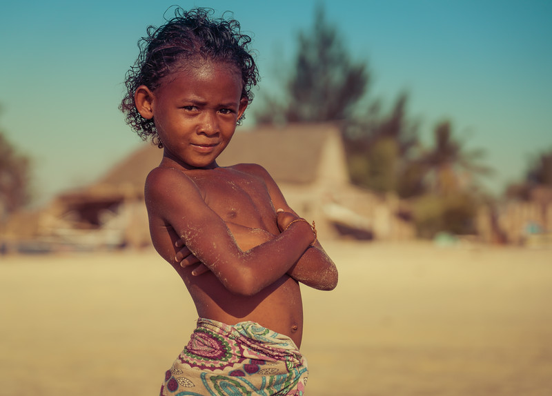 Kids with Attitude in Madagascar