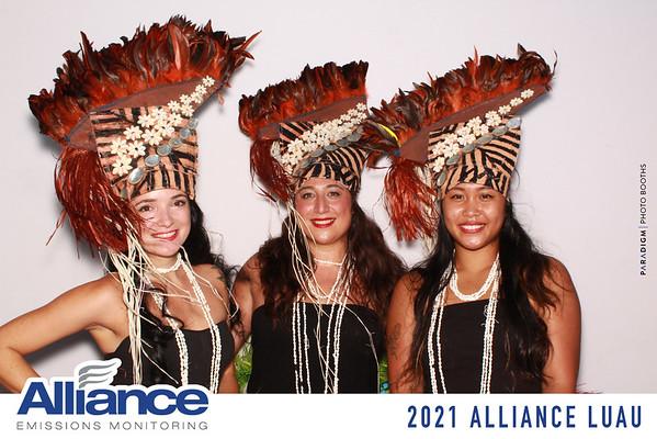 Alliance 2021 Luau - Photos