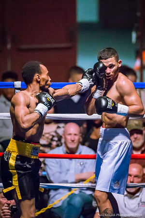 2018-02-24 | Titans Boxing Promotions | Harrisburg Fight Night