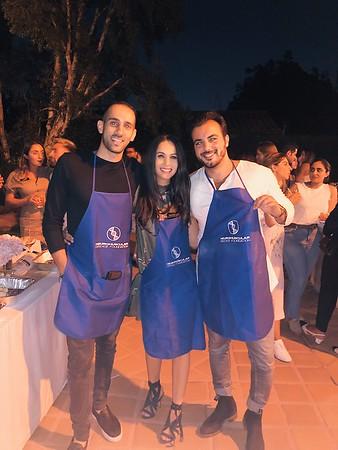 Ambassadors Challah Baking & Wine Tasting, 2019