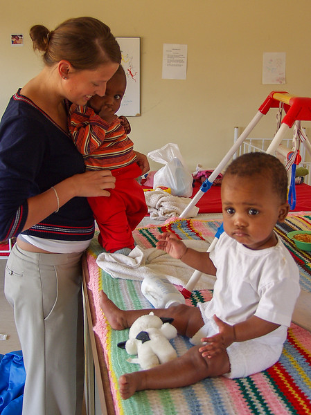 Carl Sichole HIV, Family Center JB/SA