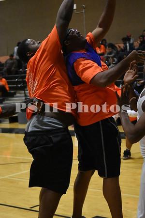 Alumni Basketball Mens Game 2