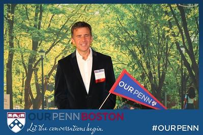 Our Penn   Boston