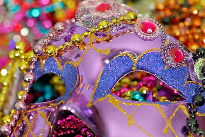 Masks with Beads