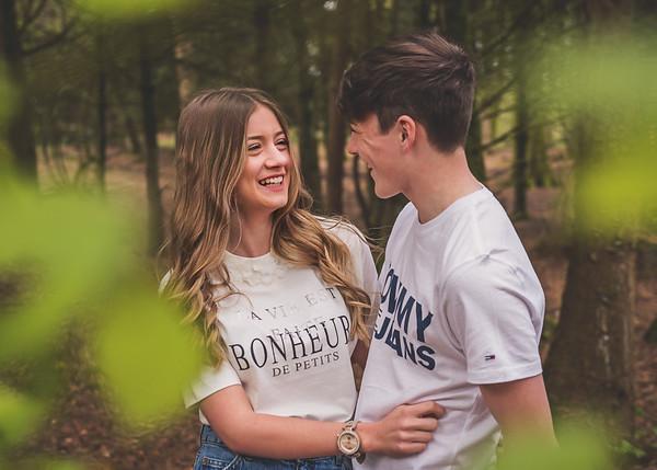 Kieran & Katie