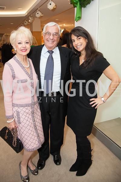 Carol Lascaris, Climis Lascaris, Marie Hunter Frazir
