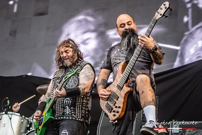 Max & Iggor Cavalera Return To Roots (USA) @ Hell & Heaven Metal Fest - Foro Pegaso - Toluca - México