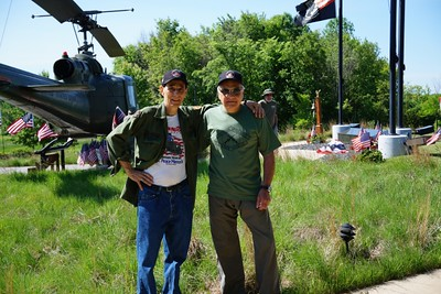 2016 Memorial Day and Agent Orange Ceremony