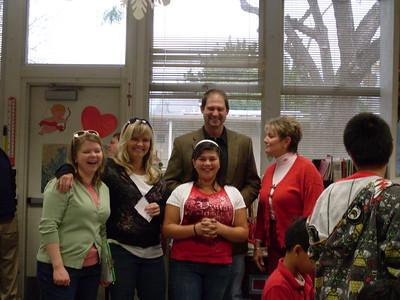 20090213 Mrs. Sweeney's Classroom