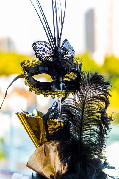 Mascarade Party - Hotel Habita