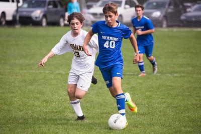 Boys Soccer vs Landmark (September 22, 2018)