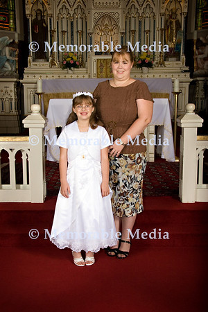 1st Communion Guardian Angel 2009